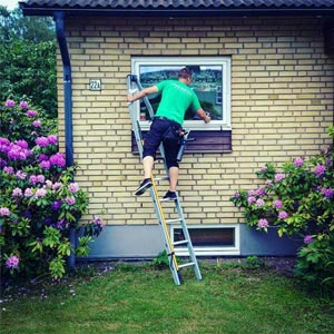 Fönsterputskampanj 290 Kungsängen